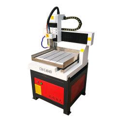 CNC van het verkleinwoord Machine van de Gravure van het Metaal van de Gravure 4040 de Zachte Verwerking van het Metaal