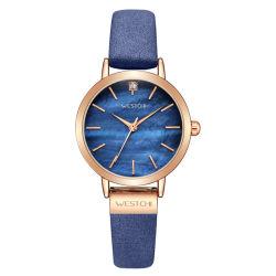 Westchi neueste eindeutige Armbanduhr der Entwurfs-Dame-Quartz in Guangzhou