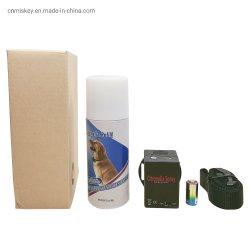 Spray Anti-Streifen Barke-Steuerhundetrainings-Muffe ab