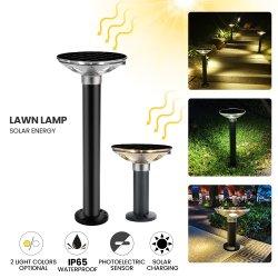 300mm 600mm 800mmの高さ3Wの太陽庭ライトIP65庭LED太陽軽い太陽LEDの非常灯