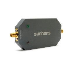 Sunhans 무선 Extender 장거리 Sunhans 5.8g 4W Tx 이미지 드로네용 변속기 WiFi 신호 부스터