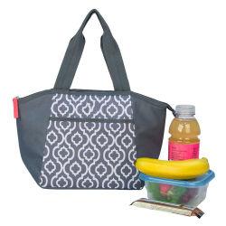 Custom 8 Can Mini Essential Cote Cooler Lunch Bag