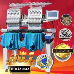 2019 Los precios más baratos de la máquina de bordado Ho1502 Multi Cordón de las funciones de alta velocidad de la máquina de bordado como máquina de bordado Tajima