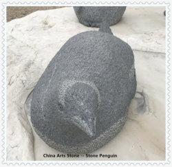 حجر الطائر/طيور البطريق المتجول للحديقة