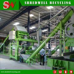 заводская цена используются шины и давление в шинах системы утилизации для снятия стальная проволока