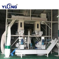China Professional de combustibles de biomasa de la línea de peletización del aserrín cascarilla de arroz