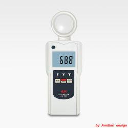 携帯用およびデジタル軽いルクスのメートル