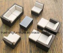 屋外のPEの藤の家具の紫外線抵抗力がある庭の家具の高品質の屋外の家具の耐久のPEの藤のテラスの家具の工場全売出価格