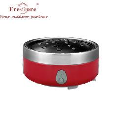 Portable et légère de pliage poêle Barbecue grill au charbon