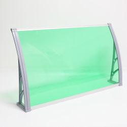 Material plástico, de estilo europeo en la azotea Horizontal Toldo