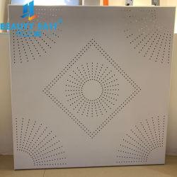 Materiale di alluminio quadrato del comitato di soffitto del metallo nuovo per la decorazione interna