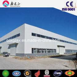 Het kant en klare Geprefabriceerde Pakhuis van het Structurele Staal van het Frame van het Staal (pH-79)