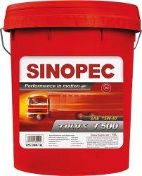Óleo de motor diesel SINOPEC CJ-4