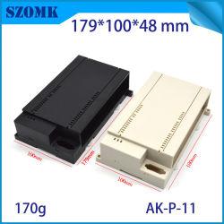 Caixa electrónica de trilho DIN Szomk Caixa de Interruptor de plástico