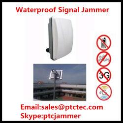 計算機制御力の調節可能な学校の妨害機の検査のシグナルの妨害機の防水妨害機の携帯電話2g/3G/4G/5g/WiFi 2.4G/5.8gの妨害機