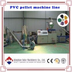 Houten Plastiek WPC die Makend Machines pelletiseren