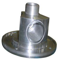 OEM Die Casting de pièces automobiles en aluminium avec revêtement d'alimentation
