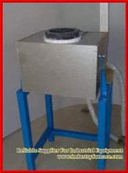 15kw, 220V, 5Kg 3Kg/petite fonderie d'Induction/cuisinière/four pour Gold/Platinum/rhodium/Argent//à la chaleur de fusion en alliage d'exploitation.