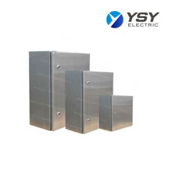 Outdoor feuille en aluminium IP66 Fabrication métallique en acier inoxydable Prix du boîtier électrique