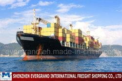 O frete marítimo Companhias Haiphong provenientes da China