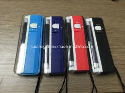 2 in 1 Mobiele UVLamp van de Detector van het Geld