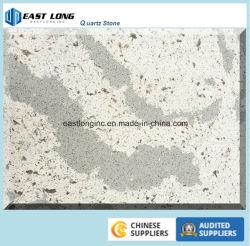 La Chine marbre artificiel de gros pour les matériaux de construction en pierre de quartz