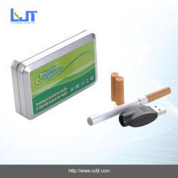 Slim remplie au préalable la cigarette électronique rechargeable avec mallette de transport (potable LJT-003)