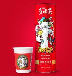 即刻のコップの茶ギフト用の箱のパッキングモモのOolongの茶ギフトの茶