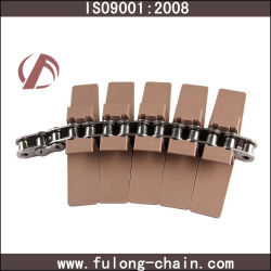 Flache Oberseite-Förderanlagen-Plastikkette (TS550SS-P, TS635SS-P, TS762SS-P, TS826SS-P)