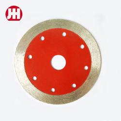 中国の試供品の製陶術のためのまっすぐなダイヤモンドの刃は石をタイルを張る