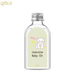 OEM Wholesales Logotipo personalizado suave e macia toque suavemente o corpo do bebé óleo de atendimento