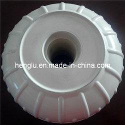 9 Inch-aufblasbarer Plastik-PVC-Marinedock-Ecken-Rad