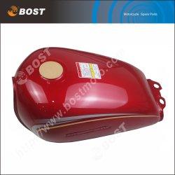 الفولاذ Custom Red Motorcycle Tanque De combntle De Motocicleta خزان وقود الغاز Engrosado لخزان وقود سوزوكي Gn125/Gnh125