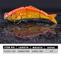 [موسكي] [سبينّربيت] [هبكم04] [6.5كم] [4.5غ] [ستينلسّ ستيل] [ويربيت] [بوكتيل] صيد سمك طعم