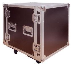 Équipement audio Flight Case aluminium étanche