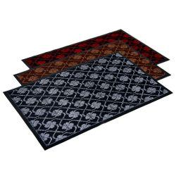 Anti-poussière PVC plancher soutien commercial bon marché pour l'entrée Doormats Hotel