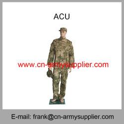 Eenvormige Gevecht van de Politie van de Camouflage van het leger het kleding-Militaire kleren-Acu-Digitale