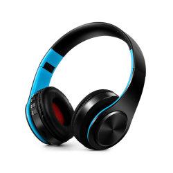 Складные наушники Wireless регулируемые наушники Bluetooth наушников