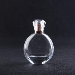 2019新しく装飾的なパッケージは100つのMlの構成のガラスビンを震動させる