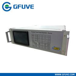 Fantôme de mesure de charger et tester le GF303D triphasé portable léger Source standard (120A, 500V) , CE, l'ISO a approuvé