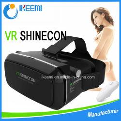 スマートなVr ShineconのGoogleのボール紙3Dのバーチャルリアリティガラス