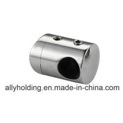 Connecteur de tube en acier inoxydable (TC-35) pour tubes ronds