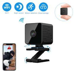 V380PRO 핫 셀링 미니 WiFi CCTV 무선 숨겨진 카메라 HD 1.0MP 휴대용 저가 IP 배터리로 작동하는 미니 카메라