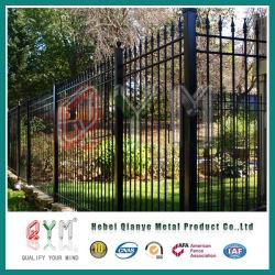 Galvanizado revestido de PVC e decorativos soldadas Régua vertical/Metal Régua vertical