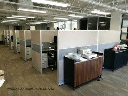 プライベートオフィススペースハイエッジモジュラー型オフィスワークステーション