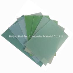 Isolation de haute qualité Tissu de verre époxy stratifié feuille G10