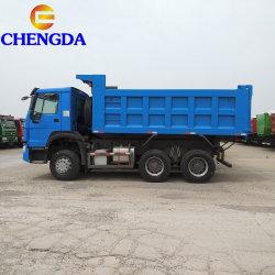 6X4 336371HP A HP 10 Wheeler 40ton Sinotruck HOWO veículos pesados de carga de camiões Dumper Caminhão Basculante