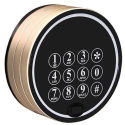 O display LCD digital trava de segurança para a porta do Vault