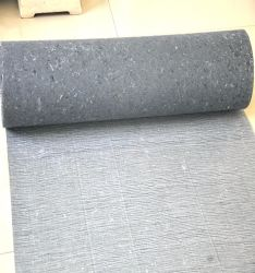 110 g de fibra de vidrio Mat la parte inferior de la hoja de techos de tela para asfalto