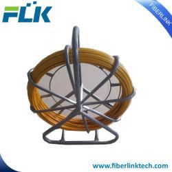 FTTH/câble fibre optique FTTX 7mm/11mm tige en fibre de verre conduit/tige de serpent de conduit